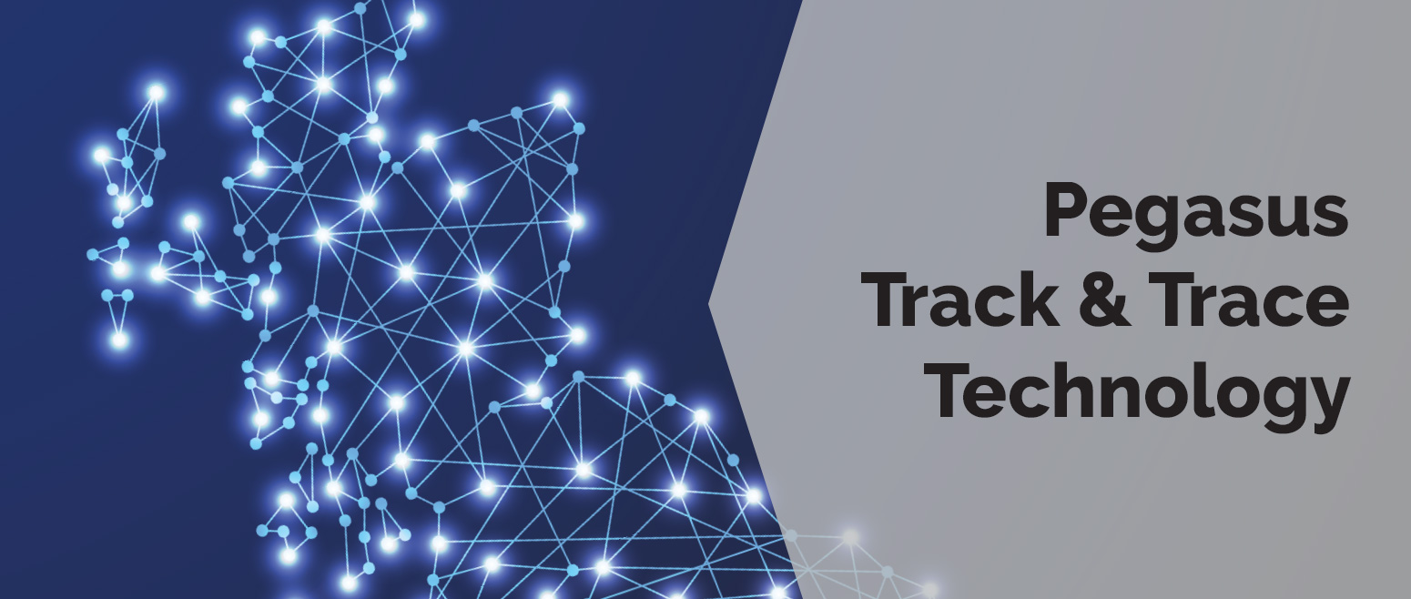 Pegasus Express Delivery Track & Trace Technology Scotland